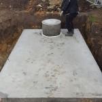 betonova jímka